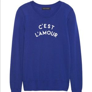 NWT Banana Republic C'est L'amour Sweater